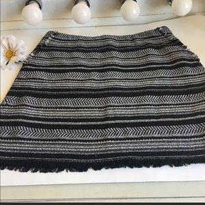 LOFT skirt size 8